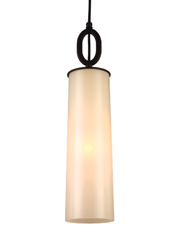 Feiss - One - Light Huntley Pendant - P1291ORB