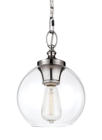 Feiss - One - Light Tabby Mini Pendant - P1308PN