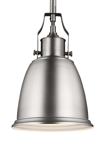 Feiss - One - Light Mini-Pendant - P1357SN