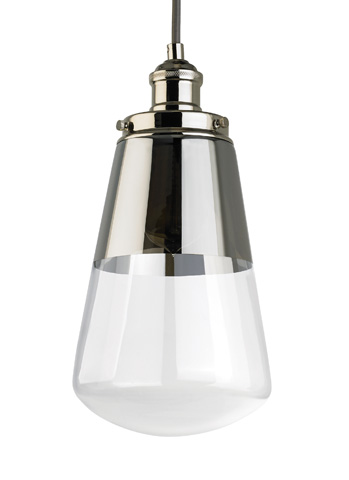 Feiss - One - Light Mini-Pendant - P1372PN