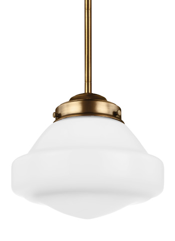 Feiss - One - Light Pendant - P1377AGB