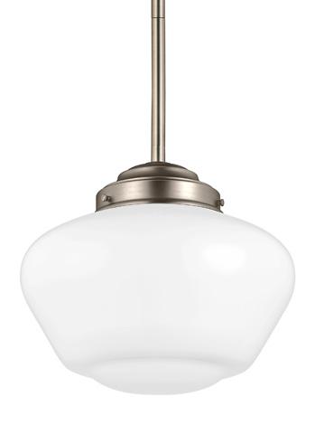 Feiss - One - Light Pendant - P1385SN