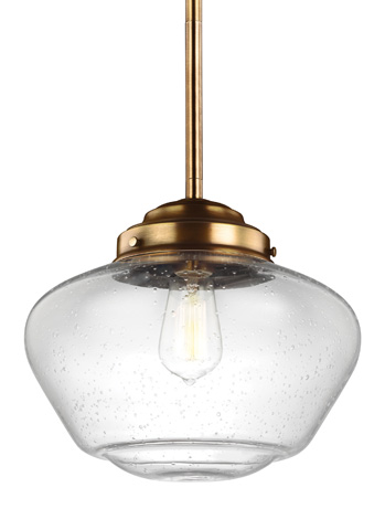 Feiss - One - Light Pendant - P1386AGB
