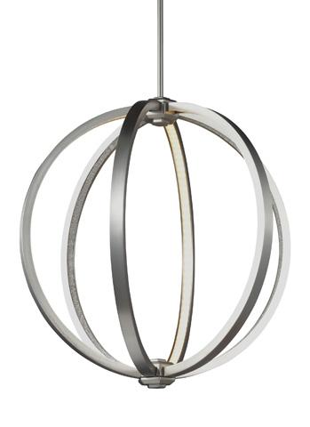 Feiss - Globe Pendant - P1392SN