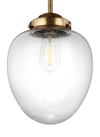 Feiss - One - Light Pendant - P1399AGB