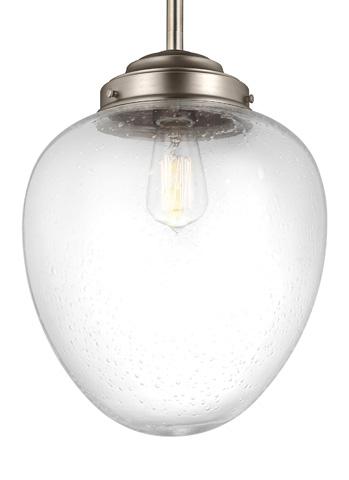 Feiss - One - Light Pendant - P1401SN
