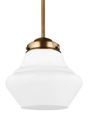 Feiss - One - Light Pendant - P1404AGB