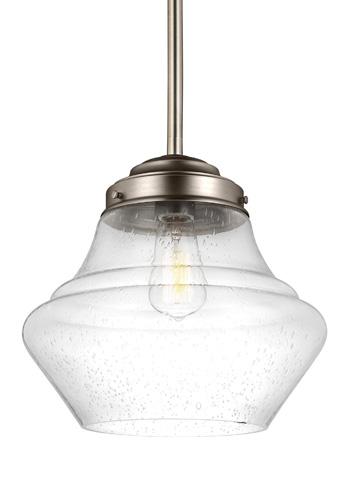 Feiss - One - Light Pendant - P1407SN
