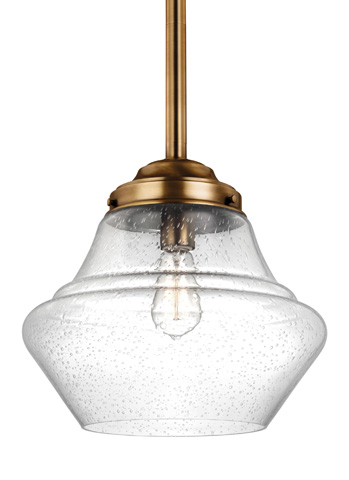 Feiss - One - Light Pendant - P1409AGB