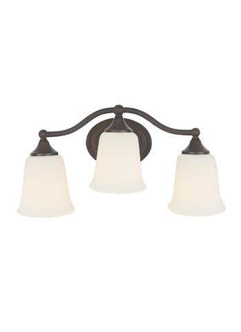 Feiss - Three - Light Vanity Fixture - VS10503-ORB
