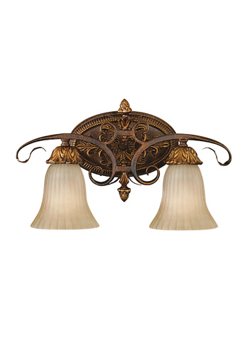 Feiss - Two - Light Vanity Fixture - VS10902-ATS