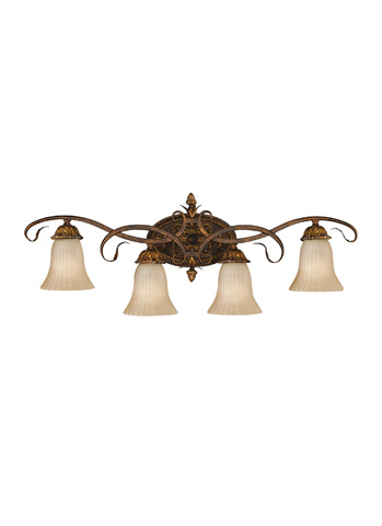 Feiss - Four - Light Vanity Fixture - VS10904-ATS