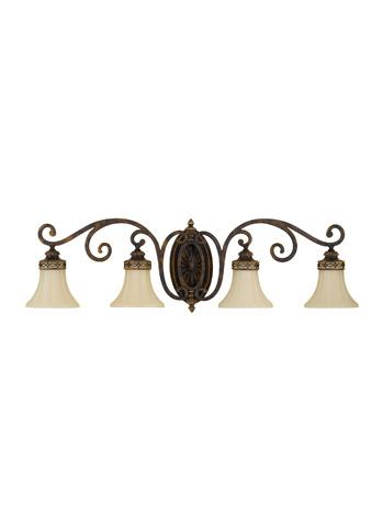 Feiss - Four - Light Vanity Fixture - VS11204-WAL