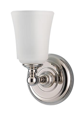 Feiss - One - Light Vanity Fixture - VS12601-PN
