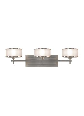 Feiss - Three - Light Vanity Fixture - VS13703-BS