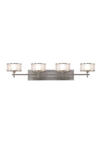 Feiss - Four - Light Vanity Fixture - VS13704-BS