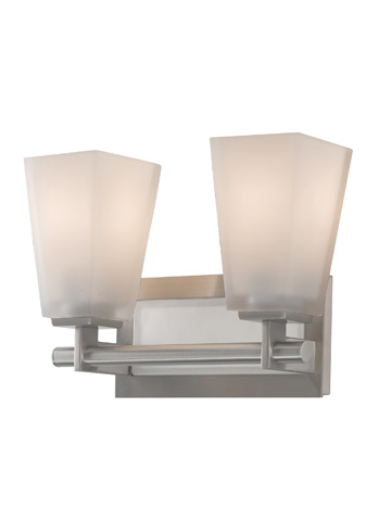 Feiss - Two - Light Vanity Fixture - VS16602-BS