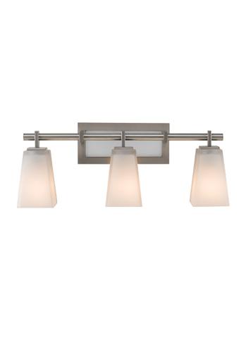 Feiss - Three - Light Vanity Fixture - VS16603-BS