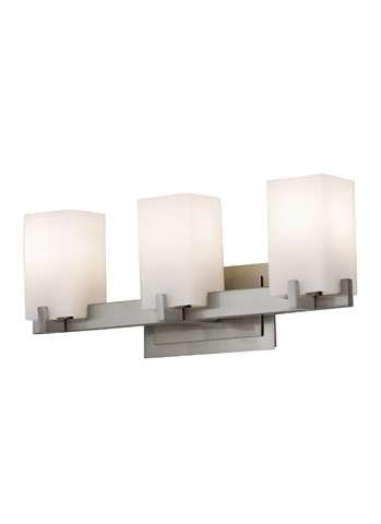Feiss - Three - Light Vanity Fixture - VS18403-BS