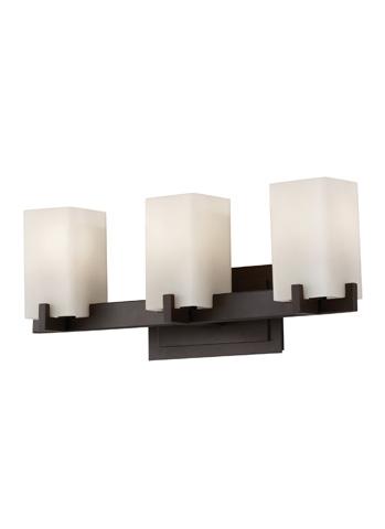 Feiss - Three - Light Vanity Fixture - VS18403-ORB