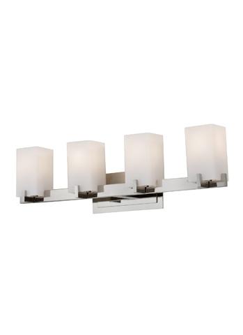Feiss - Four - Light Vanity Fixture - VS18404-PN