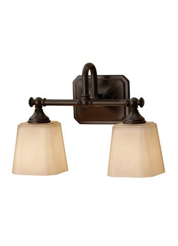 Feiss - Two-Light Vanity Strip - VS19702-ORB