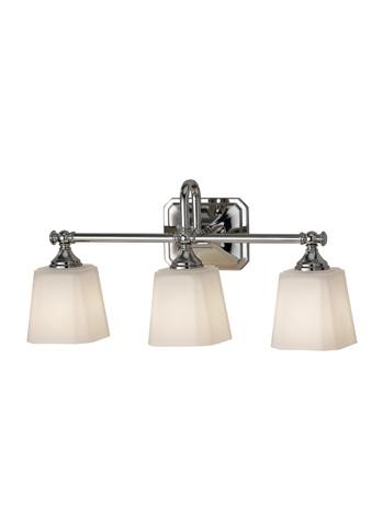 Feiss - Three-Light Vanity Strip - VS19703-PN