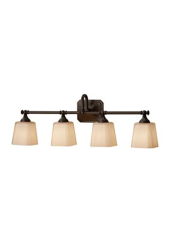 Feiss - Four-Light Vanity Strip - VS19704-ORB