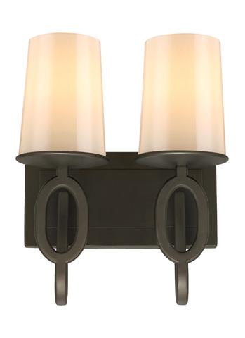 Feiss - Two - Light Huntley Vanity Strip - VS44002-ORB