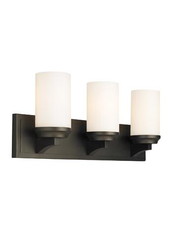 Feiss - Three - Light Amalia Vanity Strip - VS46003-ORB