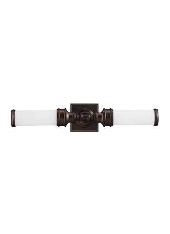 Feiss - Two - Light Payne Ornate Vanity Strip - VS49002-DPZ