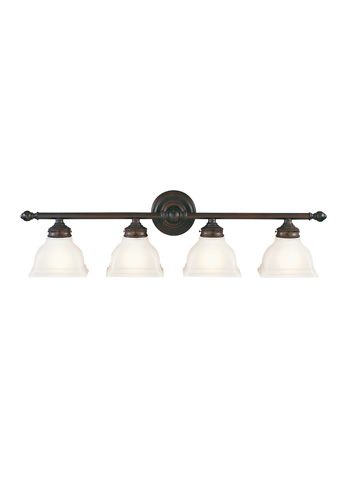 Feiss - Four - Light Vanity Fixture - VS7704-ORB