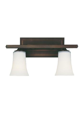 Feiss - Two - Light Vanity Fixture - VS8702-ORB