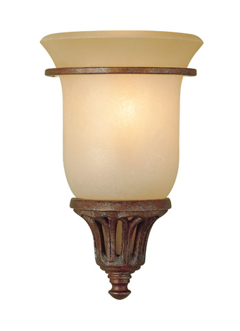 Feiss - One - Light Sconce - WB1237BRB