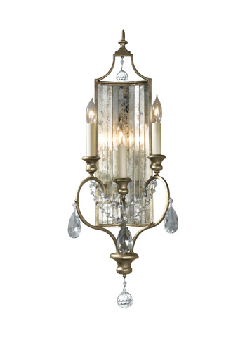 Feiss - Three - Light Sconce - WB1448GS
