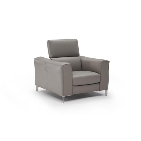 Natuzzi Editions - Club Chair - B900A54