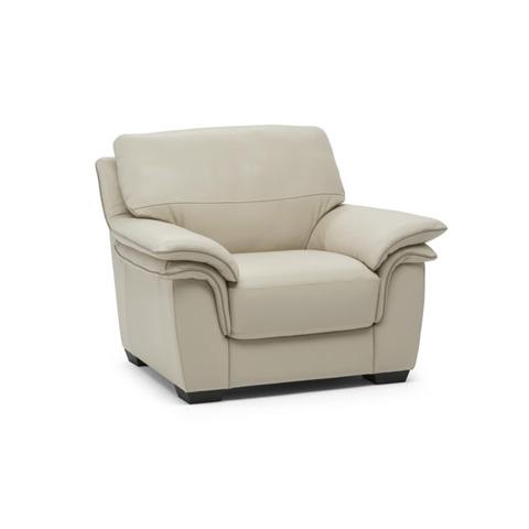Natuzzi Editions - Leather Club Chair - B953003