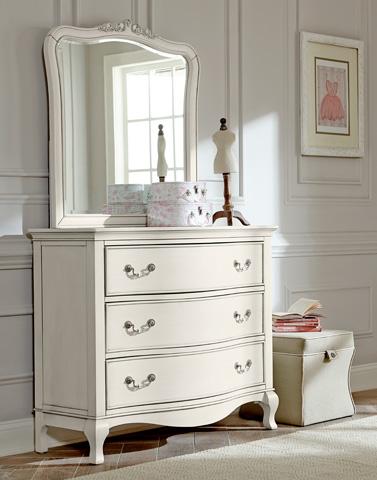 NE Kids - Three Drawer Single Dresser - 20505