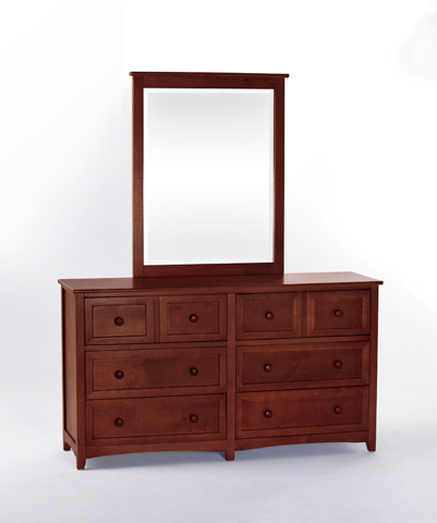 NE Kids - Six Drawer Dresser - 4500