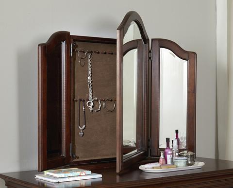 NE Kids - Vanity Storage Mirror - 9545