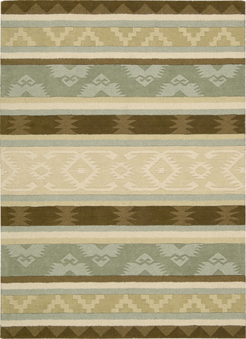 Nourison Industries, Inc. - India House Rug - 99446221841