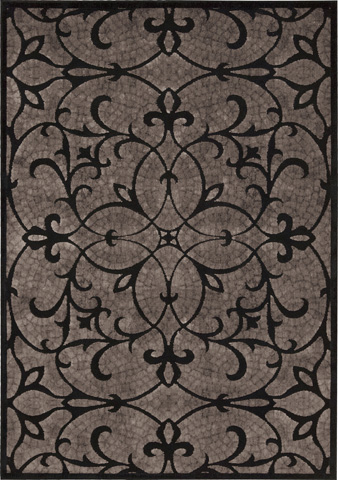 Nourison Industries, Inc. - Graphic Illusions Rug - 99446222077