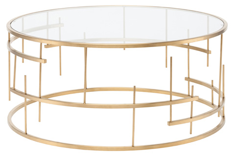 Nuevo - Tiffany Coffee Table - HGDE159