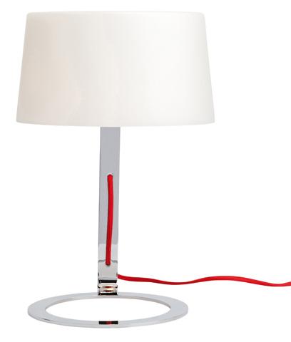 Nuevo - Scarlet Table Lamp - HGHO232