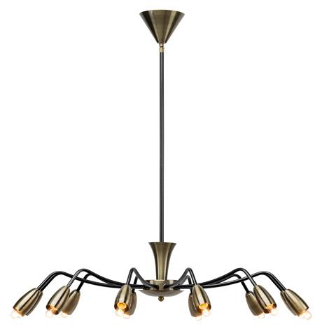 Nuevo - Kendra Pendant Lamp - HGRA336