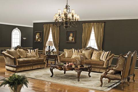 Orleans International - Versailles Sofa - 4915-003