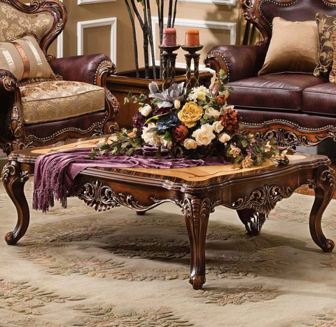 Orleans International - Normandy Coffee Table - 4925-007