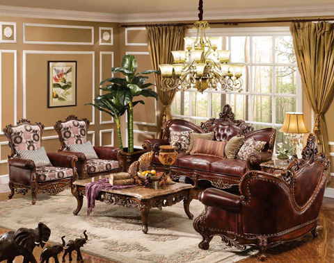 Orleans International - Imperial Sofa - 4927-003