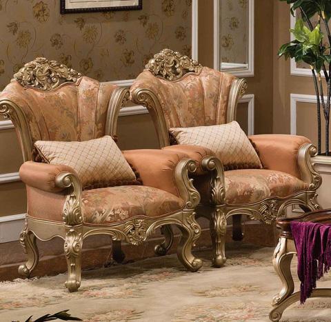 Orleans International - Riviera Accent Chair - 4931-001N