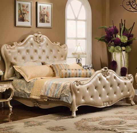 Orleans International - Fairhaven Bed in King - 1149-001NE